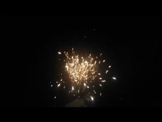 9 мая ( 2016 год ). День победы. Салют ( начало ). Парк Северное Тушино.
