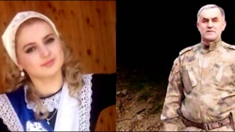 17-летней Луиза Гойлабиева станет женой 46-летнего Нажуда Гучигова История одной чеченской свадьбы