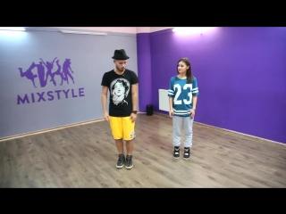 Лунная походка Майкла Джексона ¦ Как научиться танцевать хип хоп дома за 5 минут ¦ Урок 5