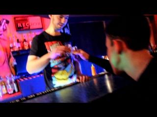 #Манекенчелендж в Redbox Bar