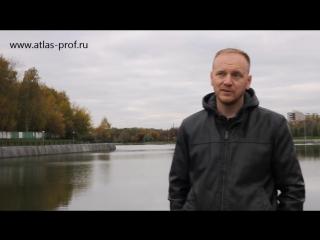 Сергей Смоляков - атлас-специалист, лектор, консультант по здоровью