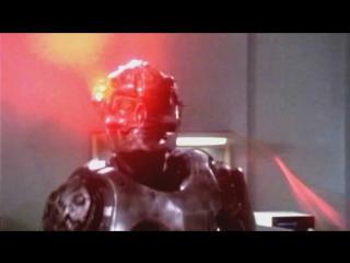 Cyborg (Space Precinct, Космический полицейский участок, 1994). Смесь Робокопа Терминатора 1 Хищника. Robocop Terminator Киборг