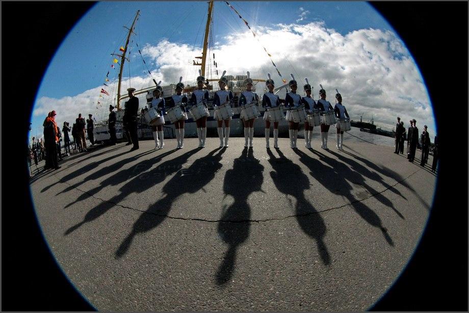 «Юный Балтиец» взял курс наГогланд