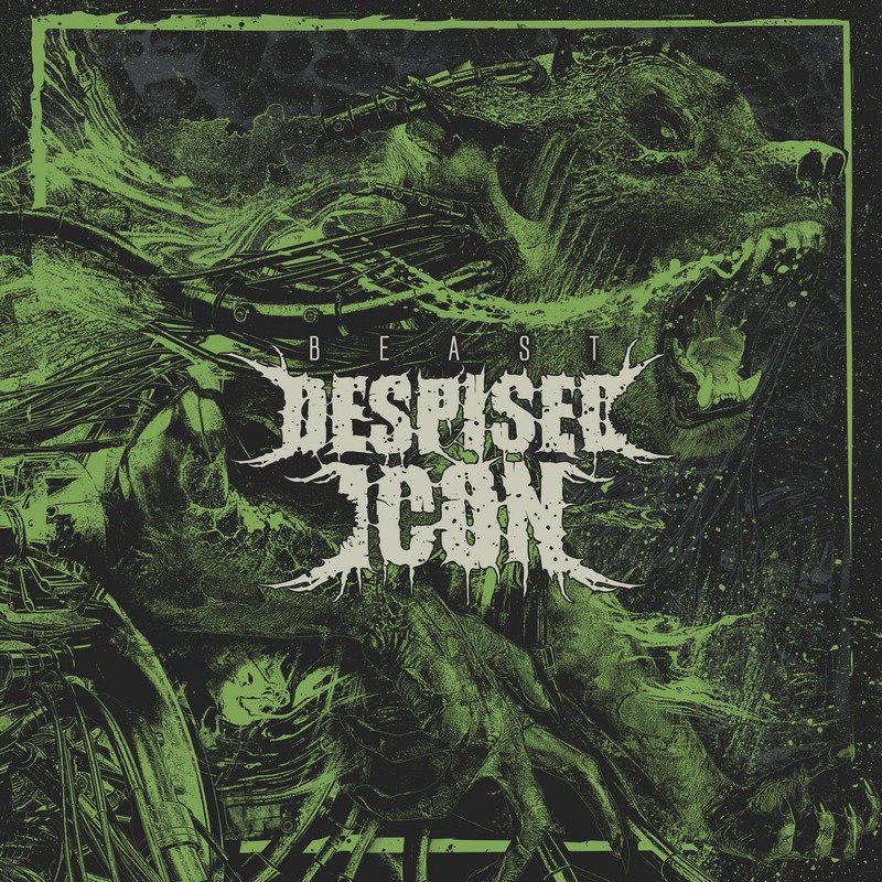 Despised Icon - Beast (2016)