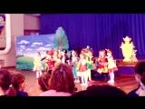 Муха-Цокотуха мюзикл детской театральной студии КИЦ(ДКР) г.Севастополь