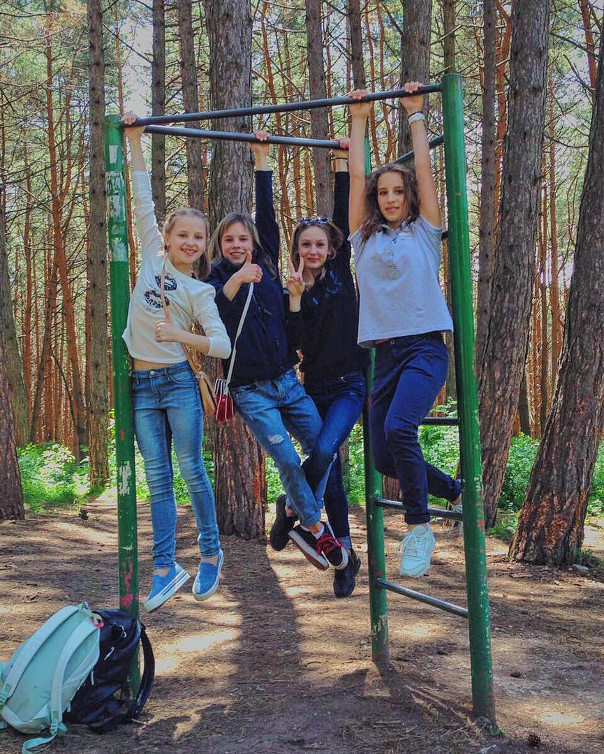 Группа Натальи Павловой - УОР №4 (Москва) If4RoyOIcsA