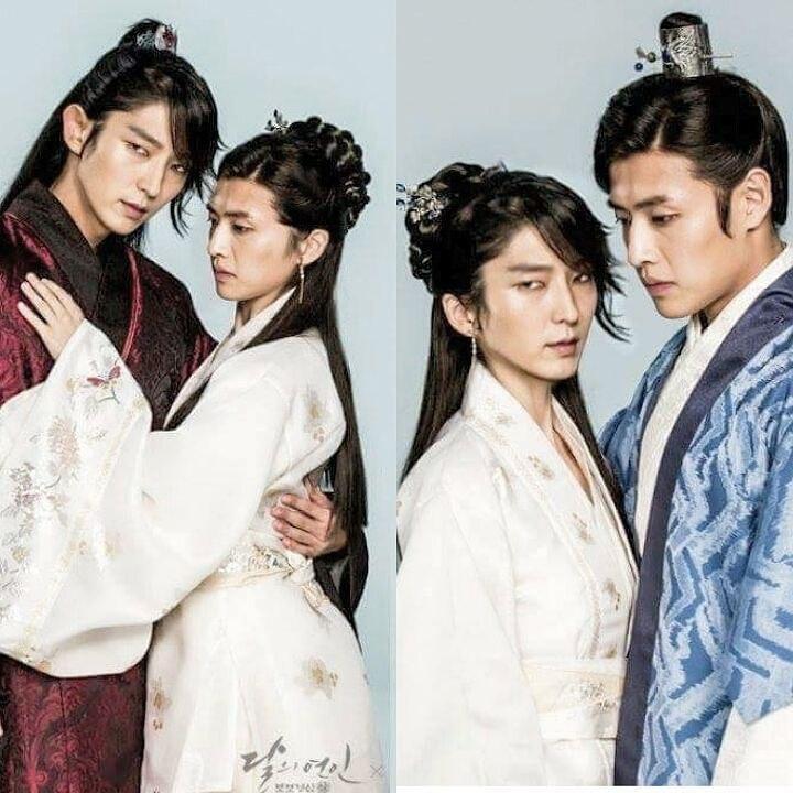 Лунные влюблённые - Алые сердца Корё / Moon Lovers: Scarlet Heart Ryeo - Страница 2 9wFYlqAejwQ