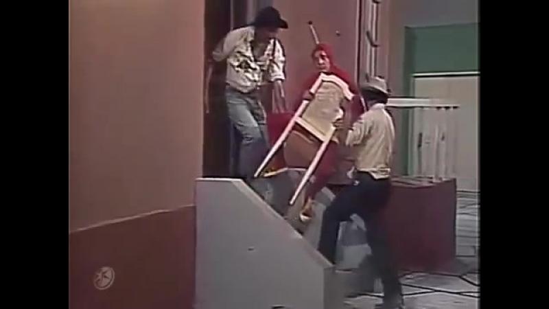 158 El Chapulín Colorado - Prohibido pisar el piso