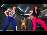 New Reggaeton Choreography by Inga on song