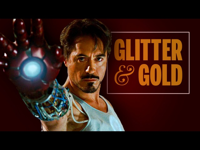 MARVEL || Glitter Gold (collab w/ djcprod)