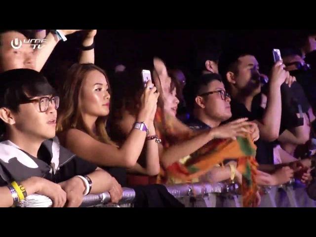 Chase Status Live Ultra Music Festival Korea 2016