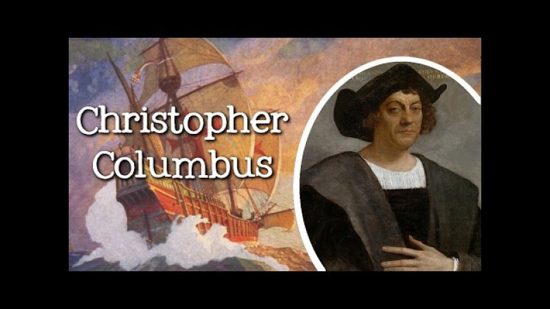 Biography of Christopher Columbus for Children: Famous Explorers for Kids - FreeSchool