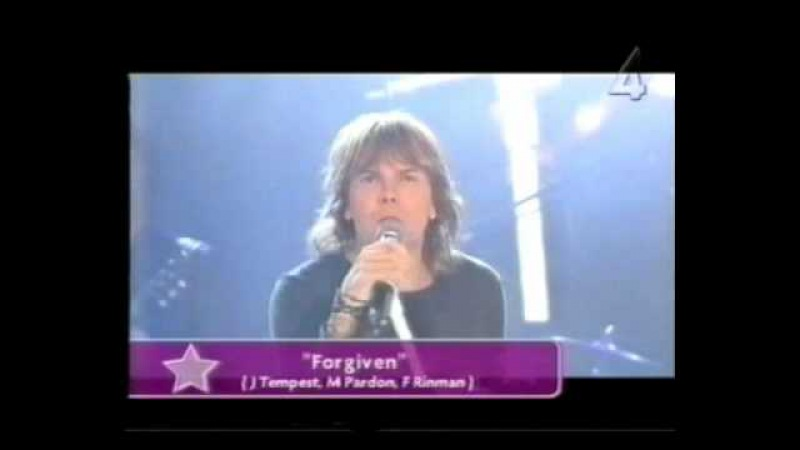 Joey Tempest - Forgiven at Bingolotto in Sept. 2002
