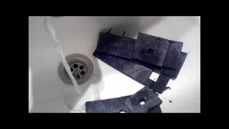 Сброс памперса и его чистка на epson L355