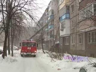 В пожаре на Большой Октябрьской погибла женщина