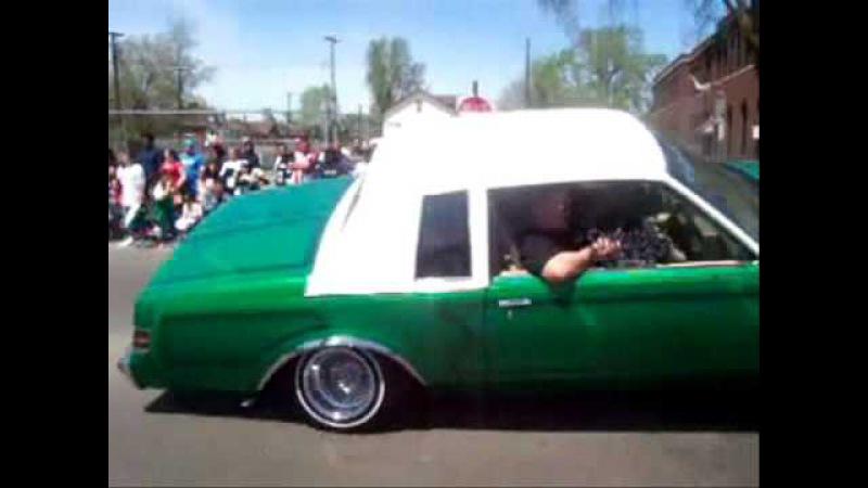 West Coast Gangsta Rap Beat (G-Funk ) (With Low Riders)