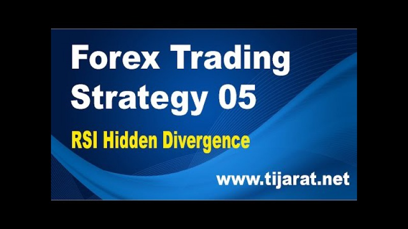 RSI Trading System || Relative Strengh Indicator || Hidden Divergence