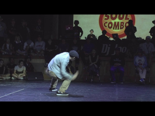 Zinwon Boogie boog vs. Art B - Popping: Final @Soul combo vol.2 | Danceproject.info
