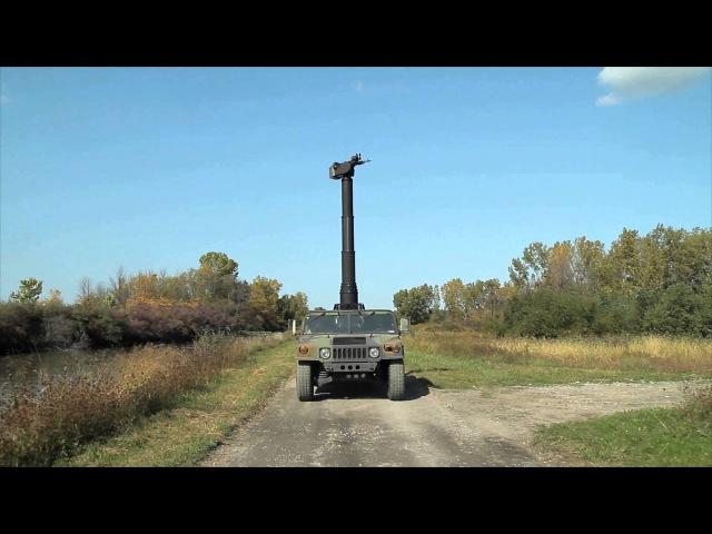 Will Burt VelociRaptor Mast with RWS