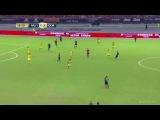 Henrik Mkhitaryan scored his first goal for Manchester United against Borussia Dortmund | 22/07/2016