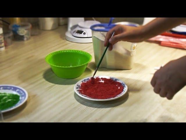 Как сделать цветную посыпку из сахара в домашних условиях своими руками - Я - ТОРТодел!