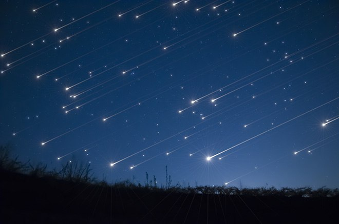 Метеорити над Білокуракинщиною
