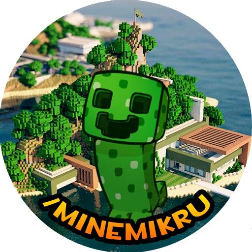 Логотип MineMik.Ru