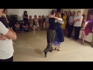 Artem y karina lilu dovbush -show improvisation, music -surprice from dj!