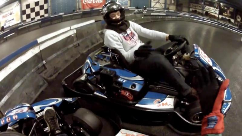 Karting Montage - Go Pro HD Hero 2 » Freewka.com - Смотреть онлайн в хорощем качестве
