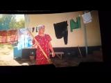 Келинка Сабина 2 (отрывок из фильма) качество хавно.