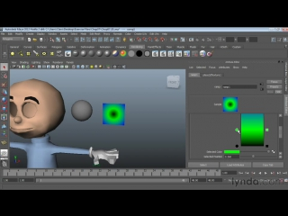 Character Rigging in Maya | 0701 Creating simple eyes