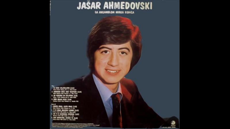 Jasar Ahmedovski - Od pogleda do poljupca - (Audio 1982)