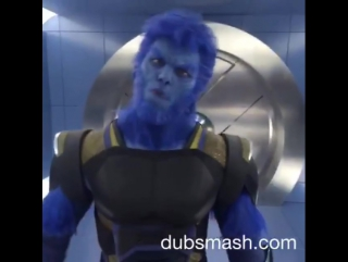 Dubsmash. Люди Икс: Апокалипсис. X-Men: Apocalypse