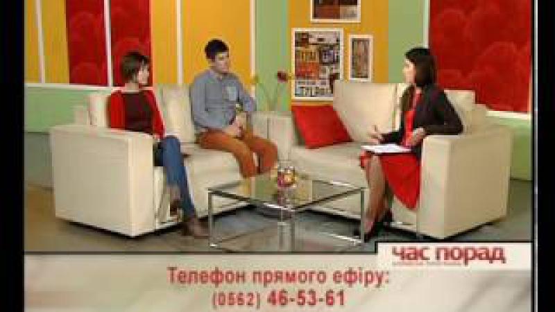 «Час порад» с Юлией Гридасовой: почему вредно делать селфи?