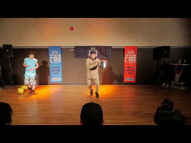 FBB2016 東海ラウンド OPEN 7 Final KAZ vs SHIRO