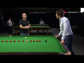 Joe Perry v Barry Hawkins SF Masters 2017 Preview