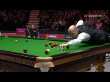 Ronnie O'Sullivan v Joe Perry Frame 1 Final Masters 2017