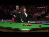 Ronnie O'Sullivan v Joe Perry Frame 3 Final Masters 2017