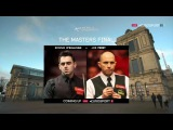 Ronnie O'Sullivan v Joe Perry Final Masters 2017 Preview