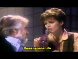 KENNY ROGERS &amp SHEENA EASTON - WE'VE GOT TONIGHT ( 1983 ) TRADU