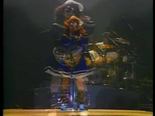 JUN TOGAWA YAPOOS TOUR - LIVE 85〜86 08. 好き好き大好き