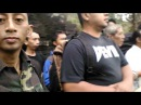 (28) Cak Handoko Ludruk foto bersama di Pegunungan Indrokilo Pasuruan
