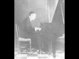 Rachmaninoff plays Debussy Golliwogg's Cakewalk. Rachmaninoff was the best pianist and had the best rendition of Debussy's work.