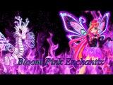 Transformation WinxBloom Pink EnchantixFor the movieLife of Sirenix2Doll Version