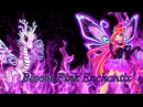 Transformation Winx Bloom Pink Enchantix For the movieLife of Sirenix2(Doll Version)