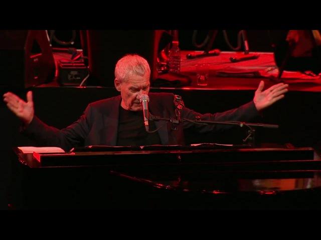 Paolo Conte - Diavolo Rosso HD (live tour 2013)