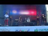 Горячие Головы. Танцы. Челябинск. День города. 13.09.2015