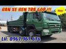 Bán xe ben howo tại Hà nội giá cực rẻ 0967 967 676