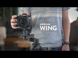 edelkrone WING - A new age in camera sliders.