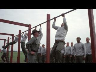 Цельнометаллическая оболочка - Сцена 4/8 Физподготовка и рядовой «Куча» (1987) 4К